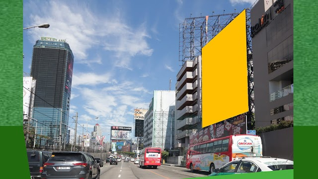 Available Billboard on EDSA : Reynoso Parallel Northbound