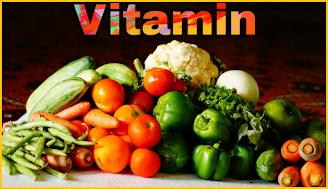 All Vitamins List