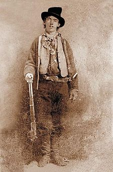 Billy the Kid, Henry McCarthy | Nova York