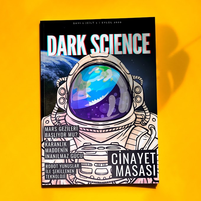 Dark Science Dergisi