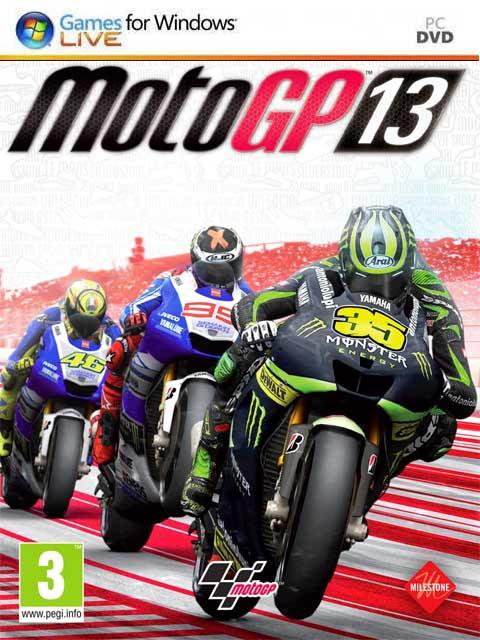 تحميل لعبة MotoGp 13 برابط مباشر + تورنت