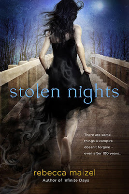 Stolen Nights by Rebecca Maizel