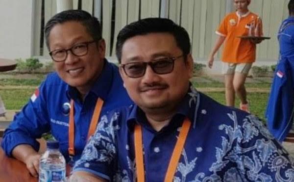 Perebutan Partai Demokrat, Rachland: Ketua DPC Dijanjikan Imbalan Rp 100 Juta