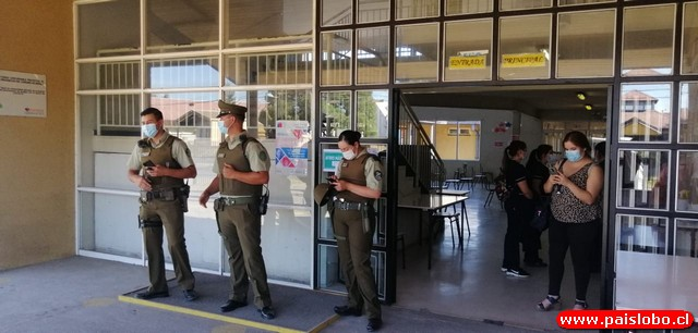 Carabineros 3ra Comisaría Osorno