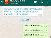 Cara membuat berbagai macam tulisan di whatsapp