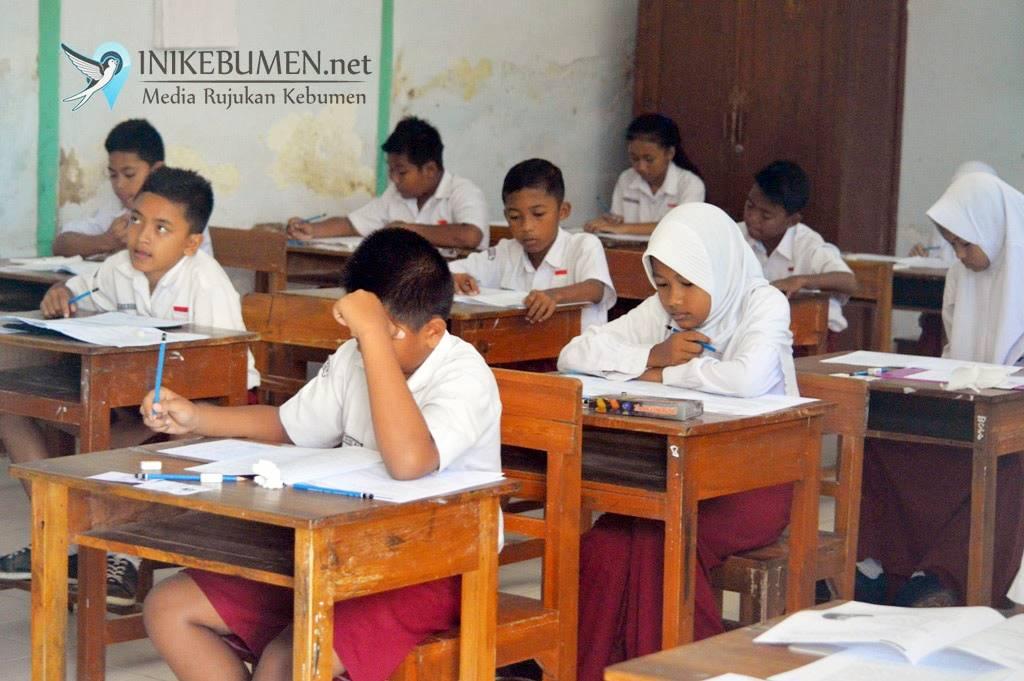 Ini Dua Kecamatan di Kebumen yang Boleh Gelar Pembelajaran Tatap Muka