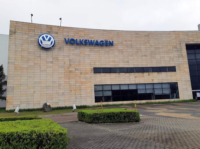 Volkswagen retoma produção do T-Cross no Brasil dia 18/05