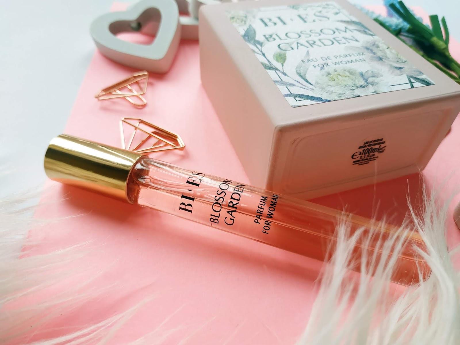Blossom Garden bi es woda perfumowała mała wersja wersja do torebki opinia