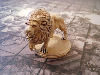 Kingdom Death: Monster White Lion