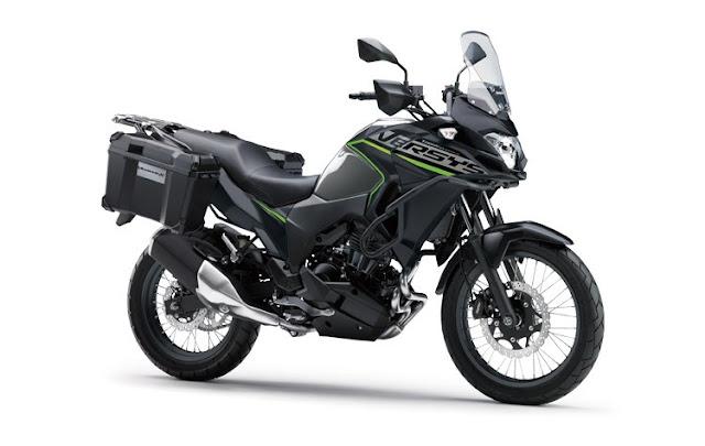 Warna dan Spesifikasi Kawasaki Versys-X 250 Tourer