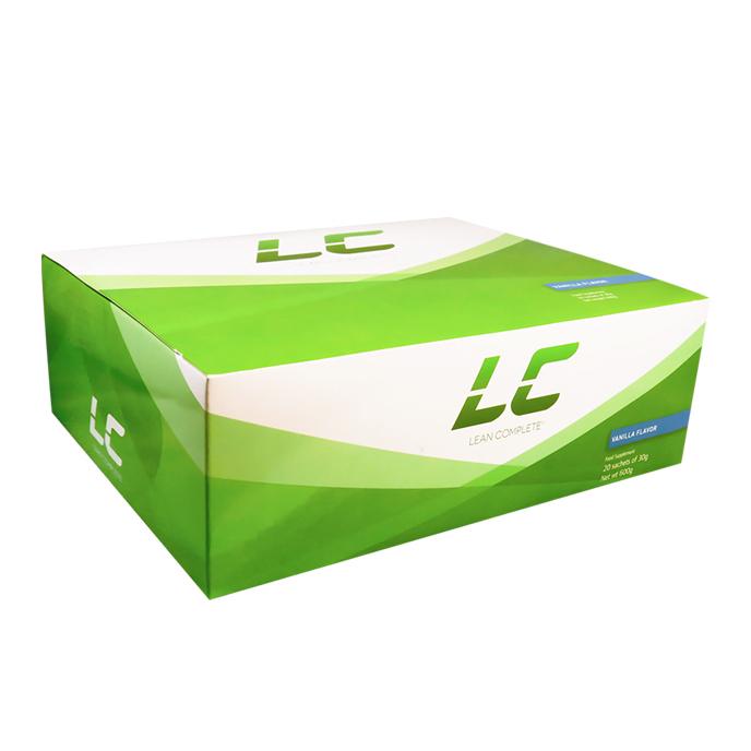 Thực phẩm bảo vệ sức khỏe LC – hương vani