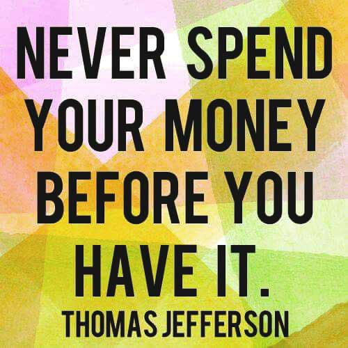 Quotes about money