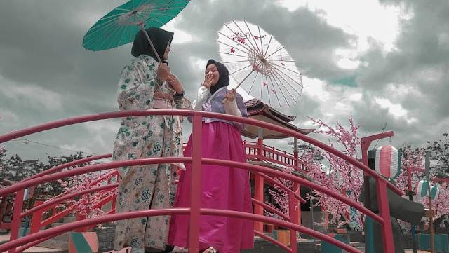 Tiket Masuk Wisata Korea Fantasy Kediri