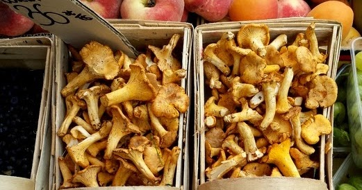 An Asian Way With Polish Chanterelle Mushrooms My Traveling Joys