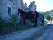 OCIO EN CUENCA: Rutas a caballo en Almodovar del Pinar 1