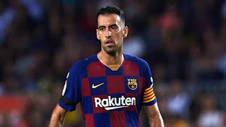 Busquets want Setien to continue as Barcelona coach