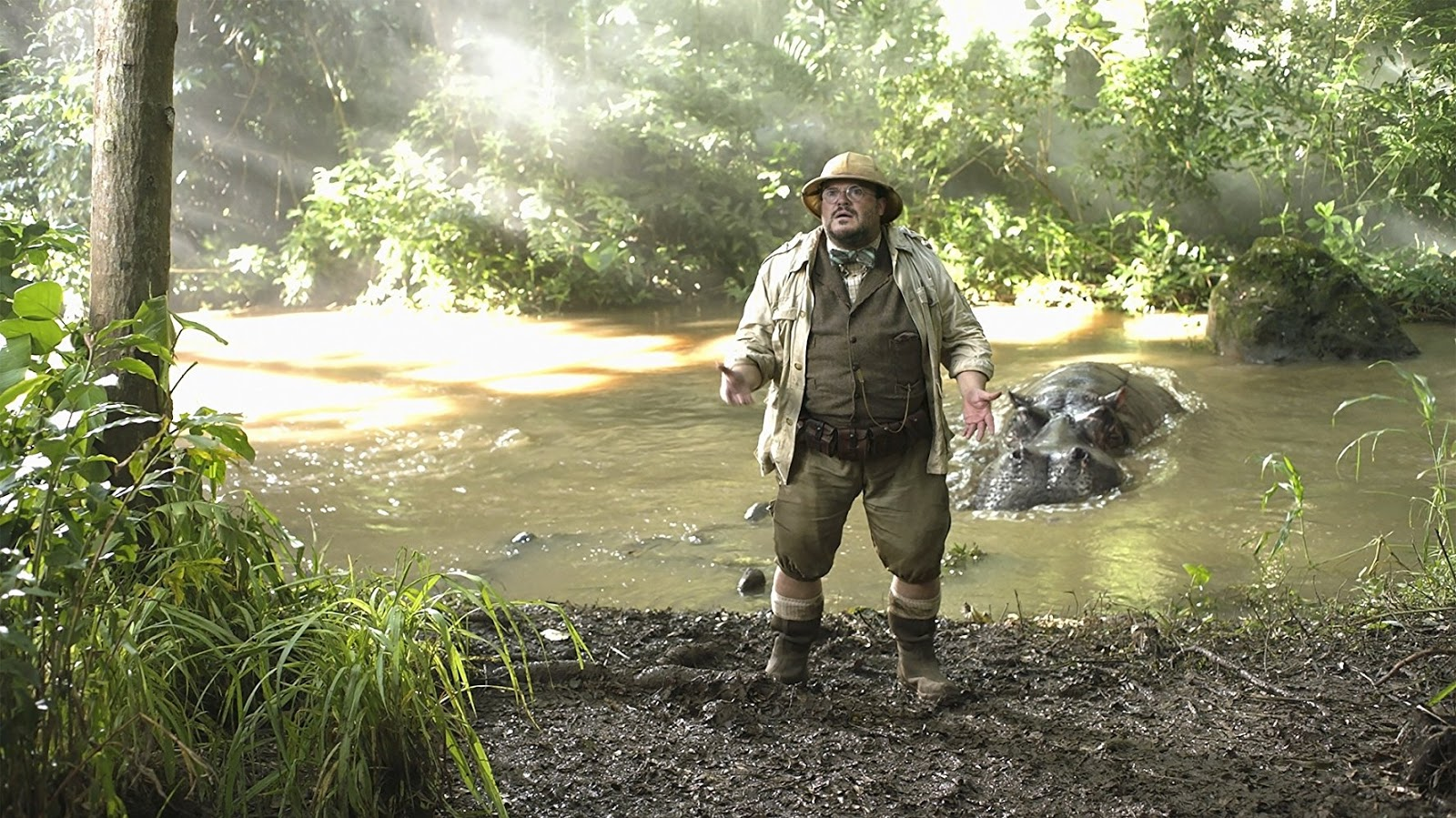 Movie Review - Jumanji: Welcome to the Jungle