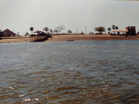 Porto do Mosquito na década de 90 | Imagem do dia