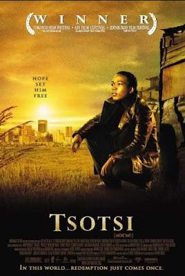 Sinopsis Tsotsi (2005)