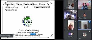 #JaunpurLive : फलियां के सेवन हृदय रोग, उच्च रक्तचाप में लाभदायक:  डॉ चंद्रशेखर मोहंती
