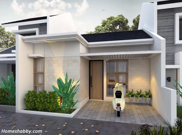 42 Desain Taman Atap Rumah Minimalis Terbaru