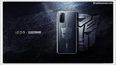 iQoo 3 Transformer Limited Edition Launched With Transformation Logo & Gold Diction: Check Specifications & Prices Here