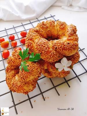 خبز السميت التركي