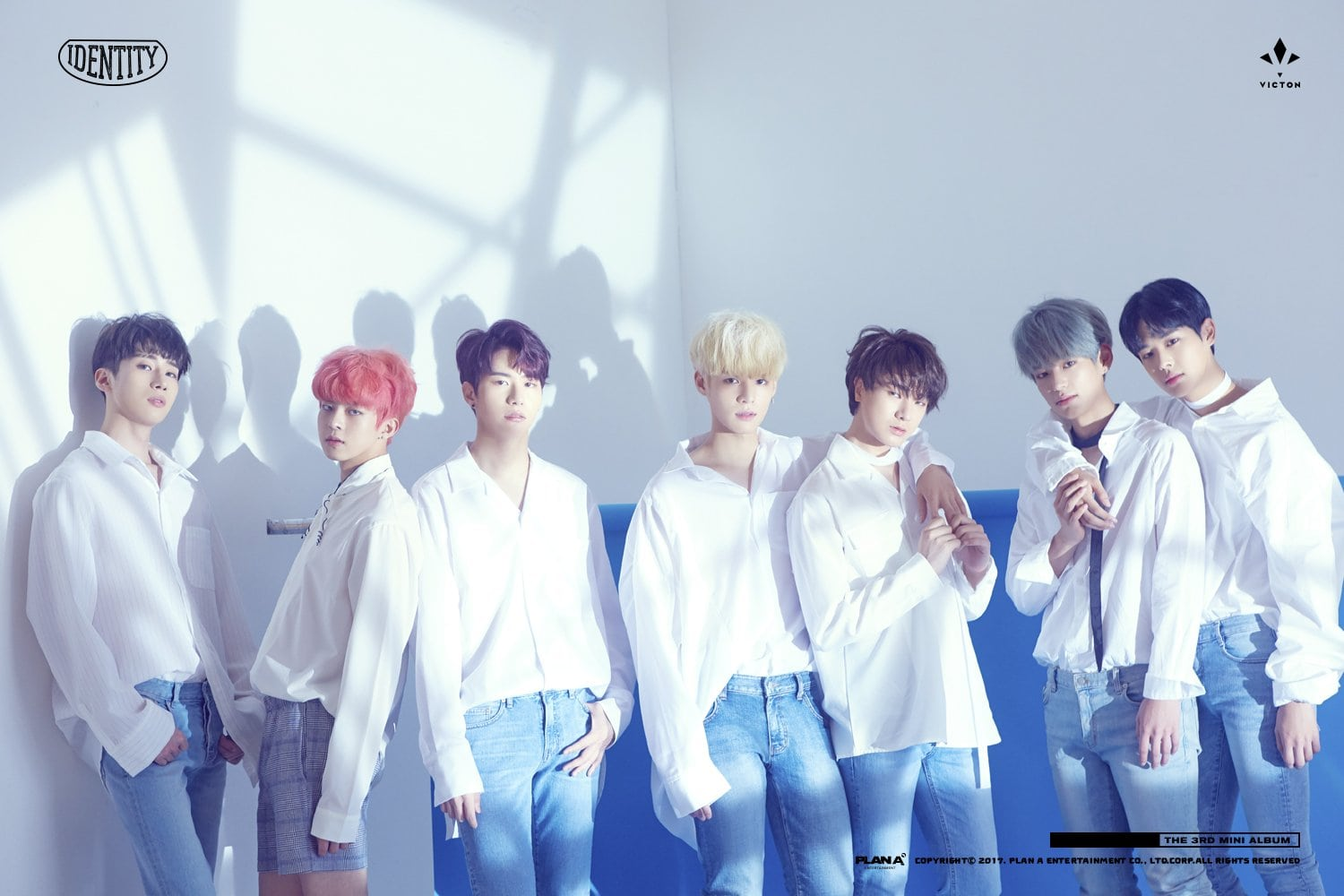VICTON Announces First Comeback Schedule with Han Seung Woo