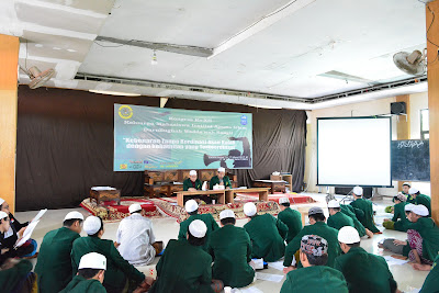 Majlis Al Busyra Mendapatkan Penghargaan dari Kemenag Kabupaten Pasuruan