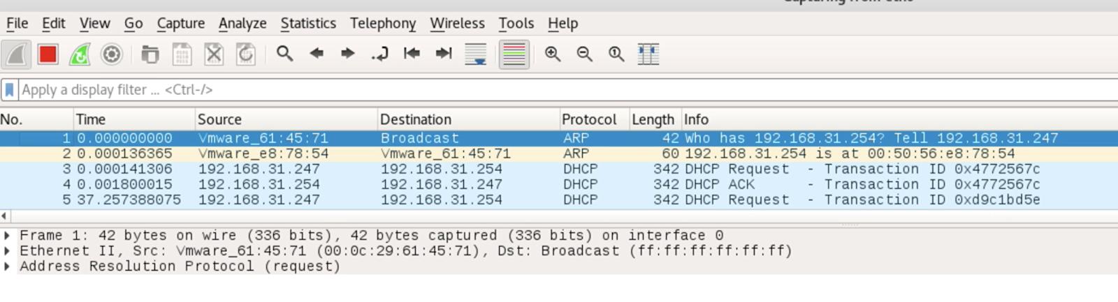 Tips for an information security analyst pentester career episode 5 wireshark basics part 1 - Wireshark filter destination port ...