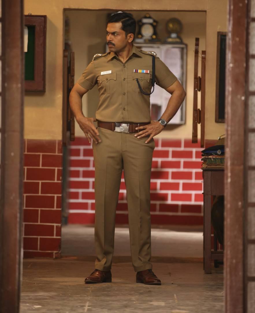Rakul Preet Singh Karthi Khaki Telugu Movie Stills