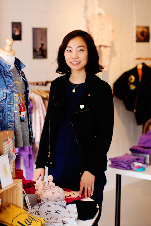 In Her Shoes: Christine Tang, founder of Kira Kids