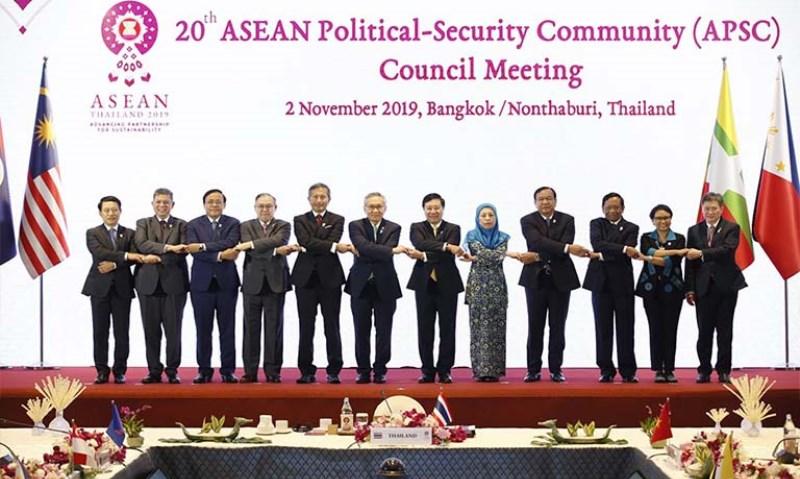 APSC ke-20, Menko Polhukam Ajak ASEAN Tingkatkan Pemantauan Wilayah