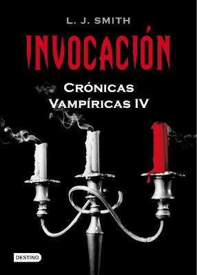 Reseña: Invocación (Crónicas vampíricas #4) de L. J. Smith
