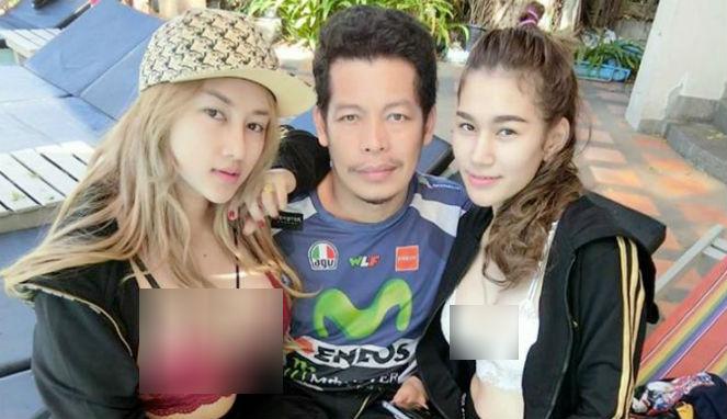 Poligami : Miliki Dua Istri Cantik, Pria Ini Ungkap Rahasinya