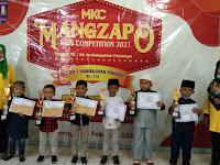 SDN 1 Mangkujayan peringati ulang tahun ke 114 dengan adakan Mangzapo Kids Competition (MKC)2021 secara virtual