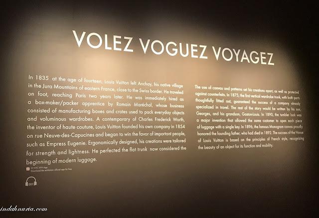 Louis Vuitton NYC Volez, Voguez, Voyagez indahnuria.com