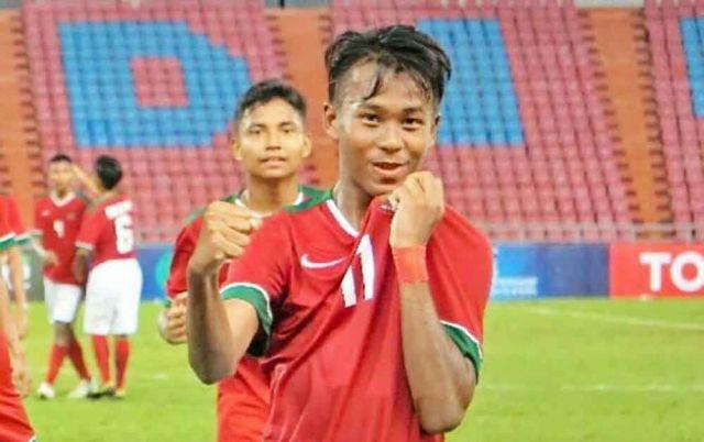 Usai dari Liverpool, Ini Misi Striker Timnas U-16 Indonesia