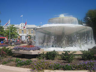 Princess Margaret Fountain.
