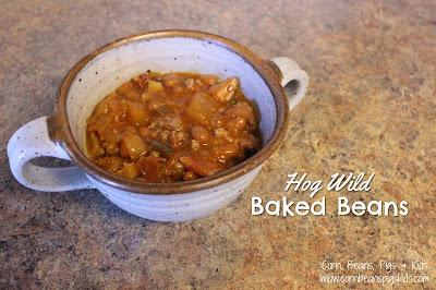 Hog Wild Baked Beans