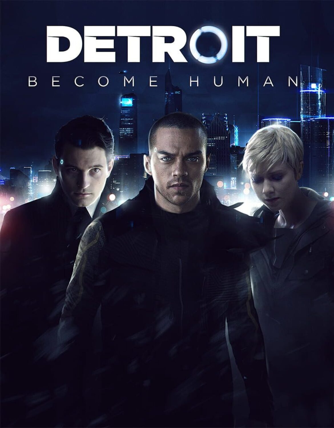 Descargar Detroit Become Human PC Cover Caratula