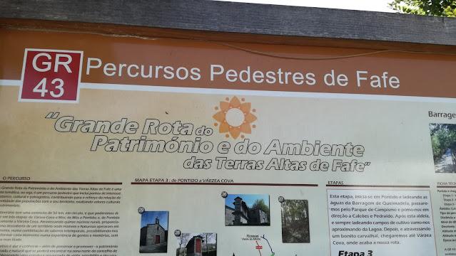 Percursos Pedestres de Fafe