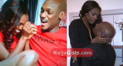 2face idibia annie wedding pictures