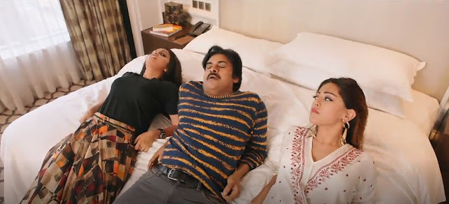 Agnyaathavaasi (2018) is an Indian Telugu action drama film written and directed by Trivikram Srinivas in 2018. The film is starred by Pawan Kalyan, Keerthy Suresh, Anu Emmanuel and Aadhi Pinisetty in some leading roles. The has a lot negative reviews from the critics. But It has some important roles in film technique movement. Many people say Saaho (2019) is a remake of the French film Largo Winch (2008). But I swear the story of Agnyaathavaasi is completely related to the French film Largo Winch (2008). But I don't know whether Agnyaathavaasi is an official remake or not. But It is 100% right that the story of the two films are same. There may be dissimilar film making technique. I accept this kind of film making technique that these are different but story is same.