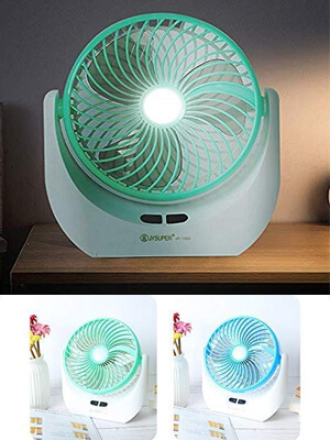 Top 5 Best Rechargeable Fans    Rechargeable Fan Buying Guide In India (2021)