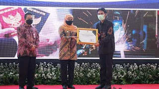 Pemkab Madiun Raih Penghargaan Bangga Rencana