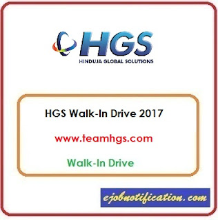 HGS Walk-In Freshers Customer Executive Jobs in Mumbai 9th-20th Oct'2017