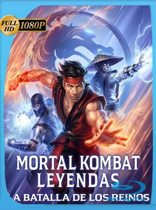 Mortal Kombat Leyendas: La batalla de los reinos (2021) HD [1080p] Latino [GoogleDrive] PGD
