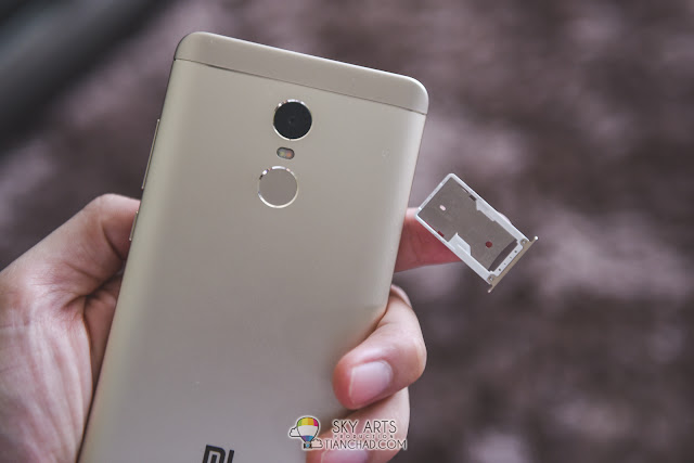 3-Choose-2 Hybrid SIM Tray slot for your Redmi Note 4