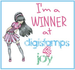 Digistamp4Joy #50 winner